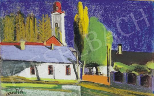 Jándi, Dávid - Nagybánya | 34th Auction auction / 20 Item