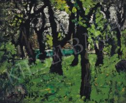 Scheiber Hugó - Park (Városliget), 1920-as évek eleje