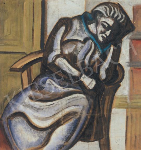 Scheiber, Hugó - Taking a Nap | 34th Auction auction / 45 Item