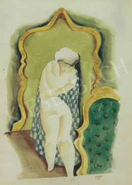 Kádár, Béla - After Bath