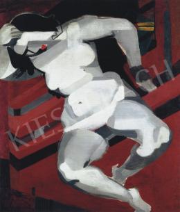Vaszkó, Ödön - Art Deco Nude