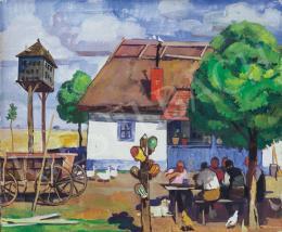 Pólya Tibor - Asztaltársaság