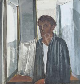 Kokas, Ignác - Self-Portrait