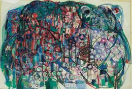 Szántó, Piroska - Flowers, 1963