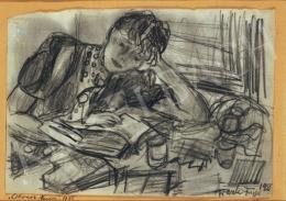 Frank, Frigyes - Mimi Reading