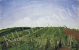 Rudnay, Gyula - Landscape in Bábony