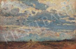 Deák Ébner, Lajos - Under Wreathing Clouds, 1880