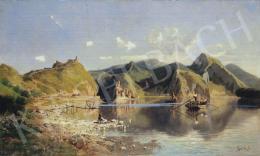 Györök Leó - Öböl halászokkal