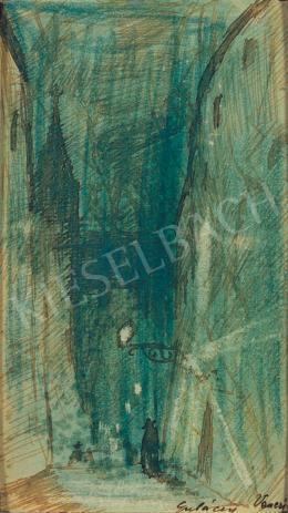 Gulácsy Lajos - Velence (Venezia), 1913-15