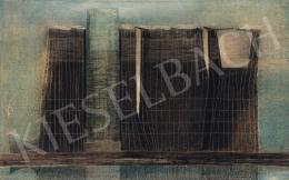 Fekete Nagy Béla - Kompozíció, 1963