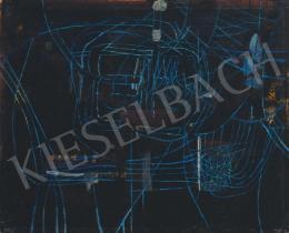 Vajda Júlia - Kék labirintus