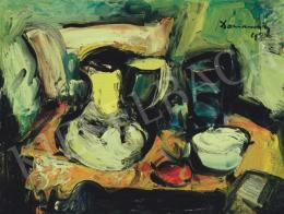Domanovszky, Endre - Still-Life, 1948