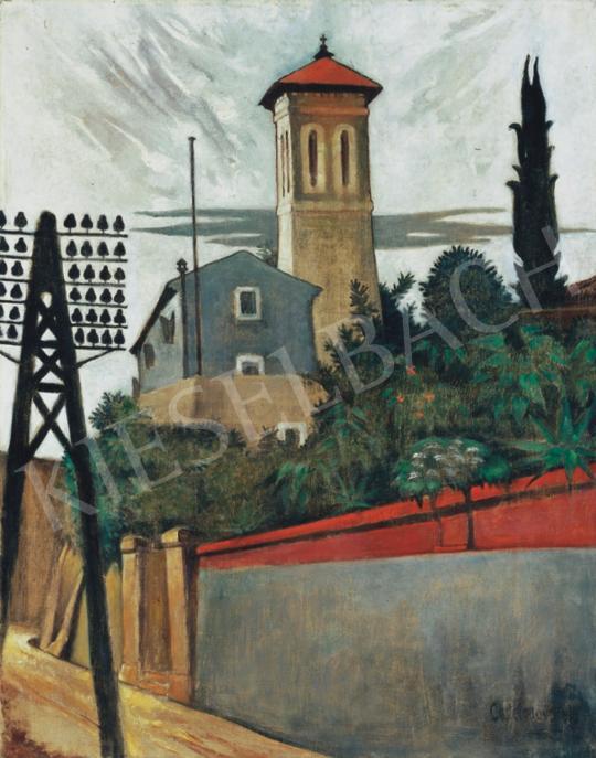 Remsey Jenő György - Castel Nuovo, 1918 | 34. Aukció aukció / 167 tétel