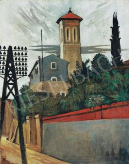 Remsey Jenő György - Castel Nuovo, 1918