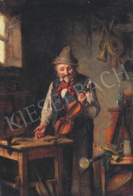 Kern Hermann - Hegedűkészítő