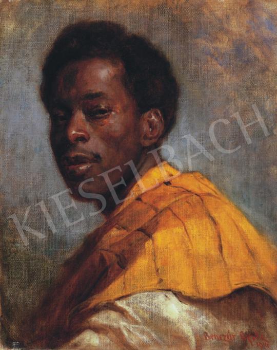 Benczúr, Gyula - Moorish Boy | 34th Auction auction / 248 Item