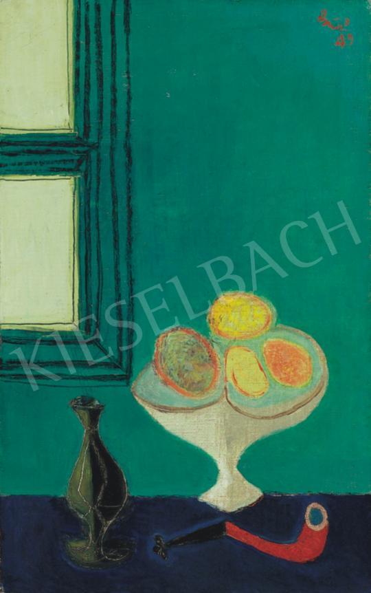 Ismeretlen festő - Csendélet | 34. Aukció aukció / 254 tétel