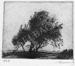 Barcsay, Jenő - Trees