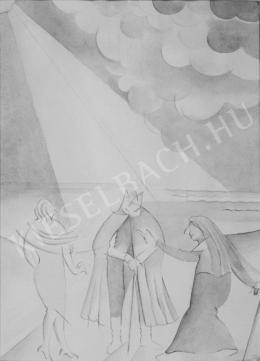 Dr. Ruttkay, György - The Three Wise Men