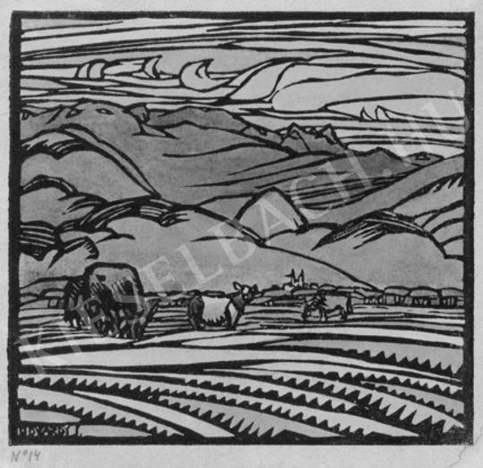 Udvardy, Ignác - Mount Guttin, 1930s | Auction of Photos and Works on Paper auction / 28 Item