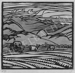 Udvardy, Ignác - Mount Guttin, 1930s