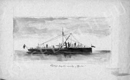 Jaschik Álmos - Őfelsége torpedónaszádja Kondor (2 db)