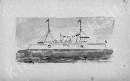 Jaschik Álmos - Őfelsége torpedónaszádja (2db)