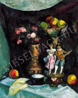 Perlrott Csaba, Vilmos - Still-life of Fruit