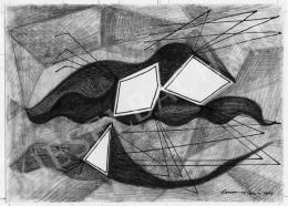 Lossonczy Tamás - Kompozíció, 1940-es évek