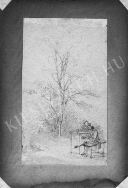 Barabás Miklós - Egy festő, 1835
