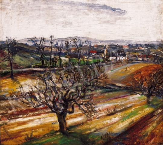 Kernstok, Károly - Spring | 20th Auction auction / 173 Item
