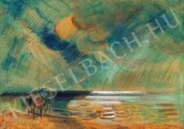 Egry, József - Gloomy Sky, 1939
