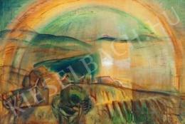 Egry, József - Rainbow, 1924