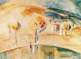 Egry, József - Clearing Up (mmer Hillsid), 1937