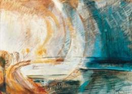 Egry, József - Refraction, about 1937