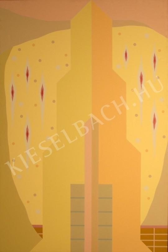 Bak, Imre - No Title painting