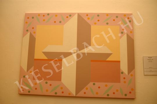 Bak Imre - Dekadencia festménye