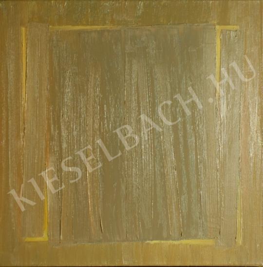 Károlyi, Zsigmond - Eighth 60×60 Painting painting