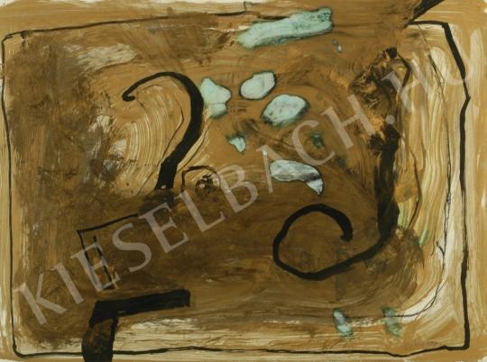 Klimó, Károly - No Title painting
