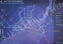 Lakner Antal - Metro Istanbul (1997)