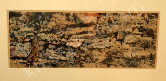 Lakner, László - Waiting for Godot painting