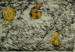 Sugár János - Praktikus transzparencia (Fekete és fehér lyukak) (1989)