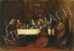 Rudnay Gyula - Asztaltársaság