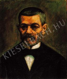 Czigány Dezső - Férfiportré