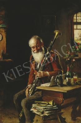 Kern Hermann - A zenész, 1904