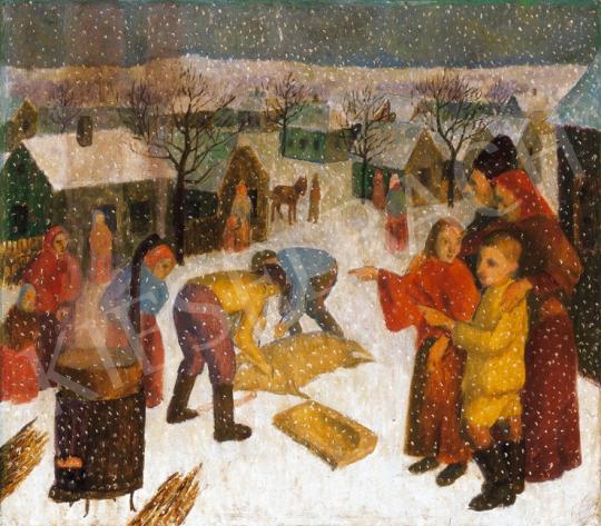 Hegedűs Endre - December | 20. Aukció aukció / 186 tétel