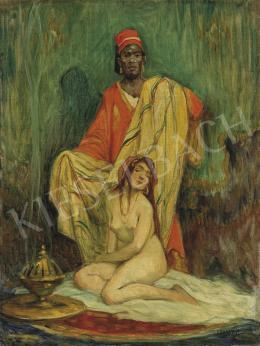 Udvary Géza - A rabszolgakereskedő