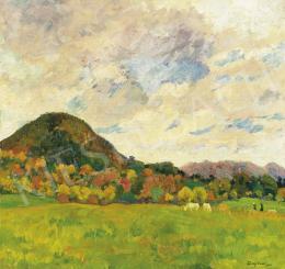 Tipary Dezső - Nagybánya, 1916