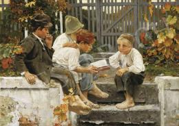 Margitay, Tihamér - Exciting Story, 1898