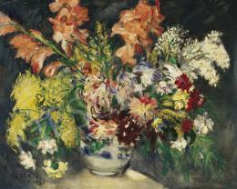 Csók István - Virágcsendélet, 1930